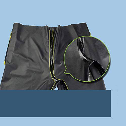 Black Adulto Traspirante Da Donna Piumini Auto Impermeabile Elettrico Cotton Completi Black Plus Split Uomo M Geyao E Impermeabili Motociclo Size Double color B0tf1qwq7
