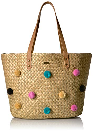 Roxy Pretty Love Tote Bag, natural