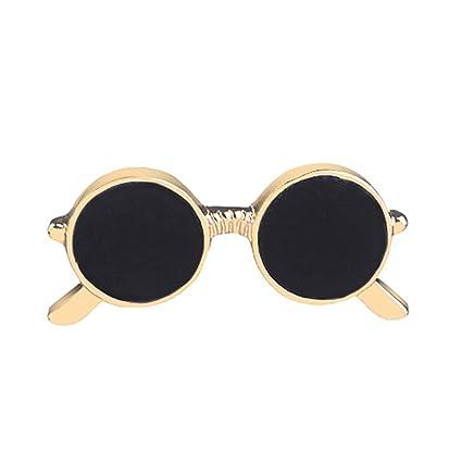 qinlee Broche Forma de gafas de sol anstecknadeln nadadores ...