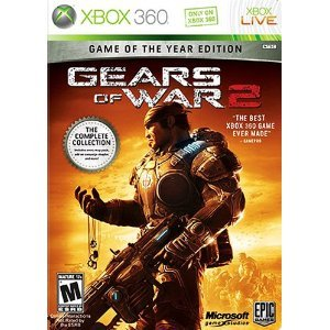 Gears of War 2: Game of the Year Edition (Two War Games World Computer)