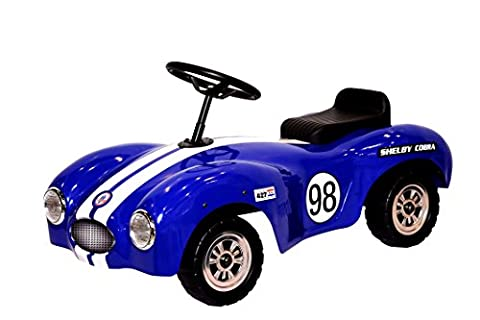 Beyond Infinity Shelby Cobra Official Licensed Foot To Floor Ride On (Cars Infinity)