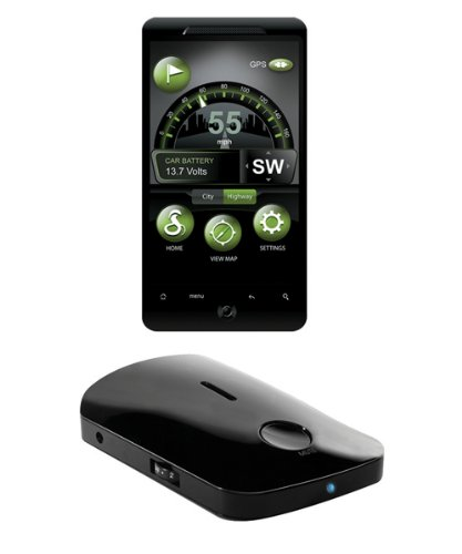 Cobra IRAD-150 iRadar - Radar/Laser/Safety Camera Detection System for Android & iPhone