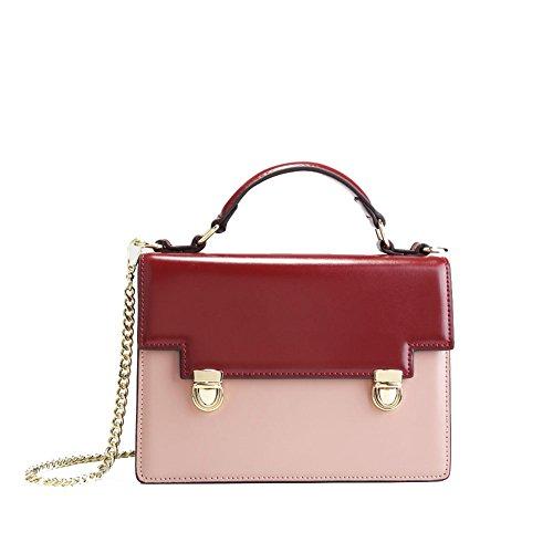 Borsa Donna Pink Shopping Borse Wuyy Da tqSnA