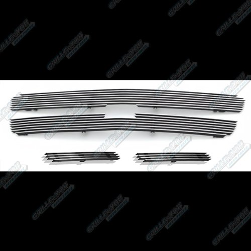 Hd Billet Grille Grill - 5