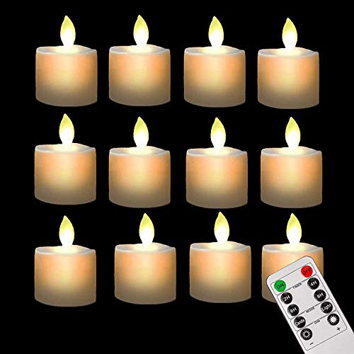 extra bright flameless candles - 8