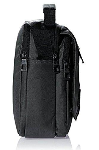 National Geographic Umhängetasche Schultertasche N-Generation mit Griff schwarz 20x12x25cm Tasche 04601 06 Bowatex