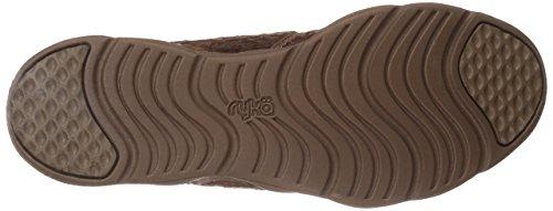 Ryka de la mujer slip-on Zapatillas de suspense Brown/Bronze