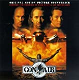 Con Air: Original Motion Picture Soundtrack Soundtrack Edition (1997) Audio CD