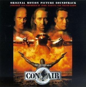 Con Air: Original Motion Picture Soundtrack Soundtrack Edition (1997) Audio CD
