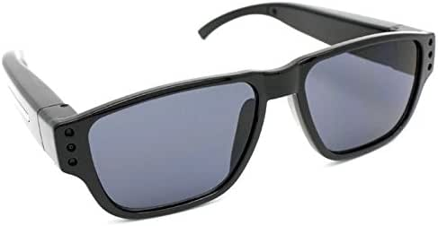 Lawmate Spycam Covert Surveillance Sunglasses - PV-EG20DL - with 32GB Micro SD Card