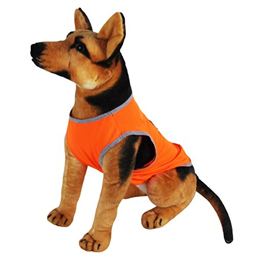 Mewowpet Summer T shirt Breathable Fluorescent product image