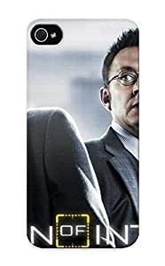 (00a82f15483)durable Protection Case Cover With Design For Iphone ipod touch4(person Of Interest)