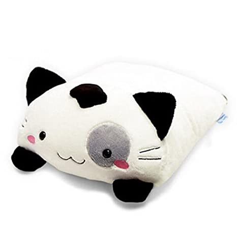 Amazon.com: mineco almohada Kitty diseño de gato cojín ...