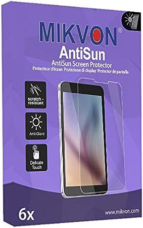 MIKVON 6X AntiSun Película protección de Pantalla Blackmagic Smart Videohub CleanSwitch 12x12 Protector de Pantalla: Amazon.es: Electrónica