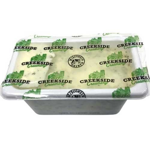 Butterball Creekside Creamery Garlic Herb Compound Butter, 7.5 Pound -- 1 each. by Butterball Farms