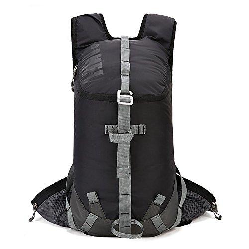 HWLXBB Outdoor Bergsteigen Tasche 16L Wasserdichte Camping Tourismus Bergsteigen Rucksack Männer und Frauen Walking Bergsteigen Tasche ( Farbe : 2* )