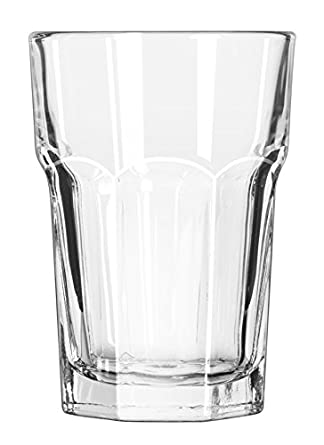 libbey glassware gibraltar beverage glass duratuff 12 oz pack of 36 - Libbey Glassware