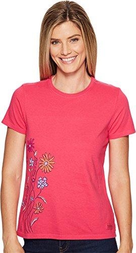 life-is-good-womens-keep-it-wild-flowers-crusher-tee-pop-pink-t-shirt