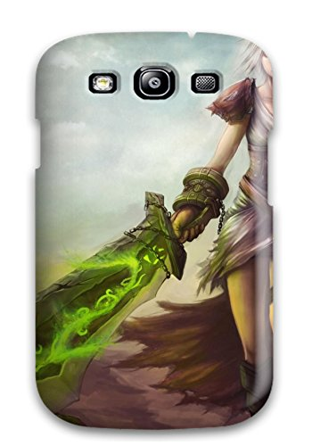 Durable League Of Legends Back Case/cover For Galaxy S3