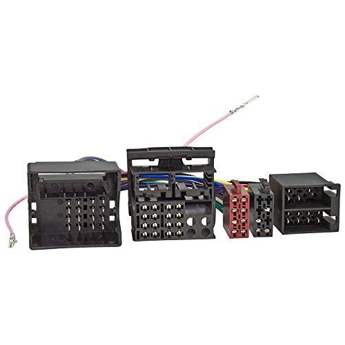 Abzweig adaptateur iSO pour citroë n/pEUGEOT t-kabel) pour kit mains-libres parrot (par exemple iSO tHB-novero dabendorf dabendorf) tomzz Audio ® 7308-000