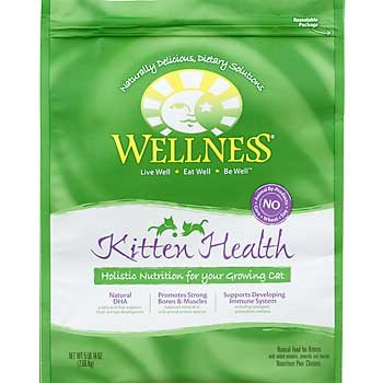 Wellness Kitten Health Chicken and Turkey Cat Food, My Pet Supplies