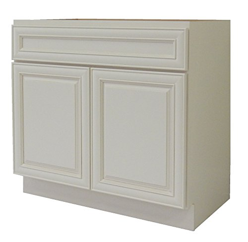 NGY AW-2421 Vanity Cabinet Maple Wood, 24