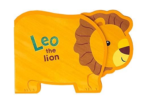 - Chunky Animal Foam Board Book, Leo the Lion