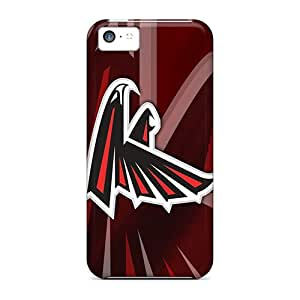 New Premium Kso15282JGRi Cases Covers For Iphone 5c/ Atlanta Falcons Hd Protective Cases Covers