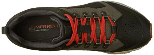 Sneakers Black Merrell Crusher M Homme Basses gEpTqw