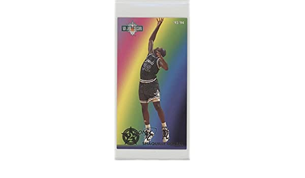 Amazon.com: Shaquille ONeal (Basketball Card) 1993-94 NBA ...