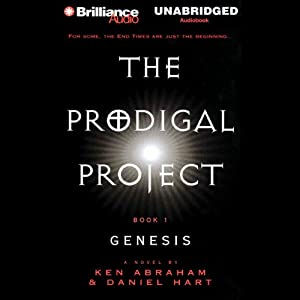 Prodigal Project: The Genesis Audiobook