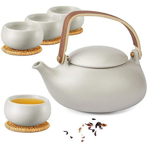 japanese teapot clay - 4
