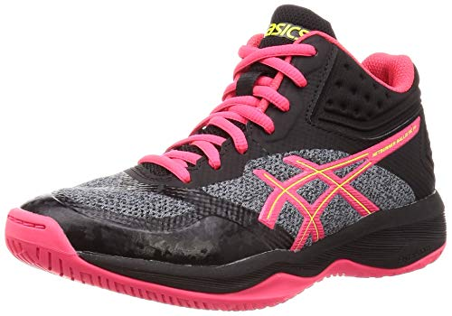 ASICS Gel Netburner Ballistic FF Mid 1052A001-001 Volleyball Shoes Women