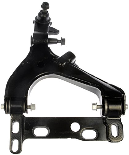 Dorman 521-032 Front Right Lower Suspension Control Arm and Ball Joint Assembly for Select - Suspension Lower Right Front