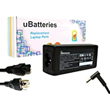 UBatteries Compatible 45W AC Adapter Replacement For HP Part# 740015-004 741727-001 Compatible with HP Series : HP 11/14 / 15/17, HP ENVY 13/14 / 14T 15 15T M6, HP Pavilion 10 11 13 14 15 17