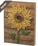 Primitives By Kathy, String Art - Sunflower