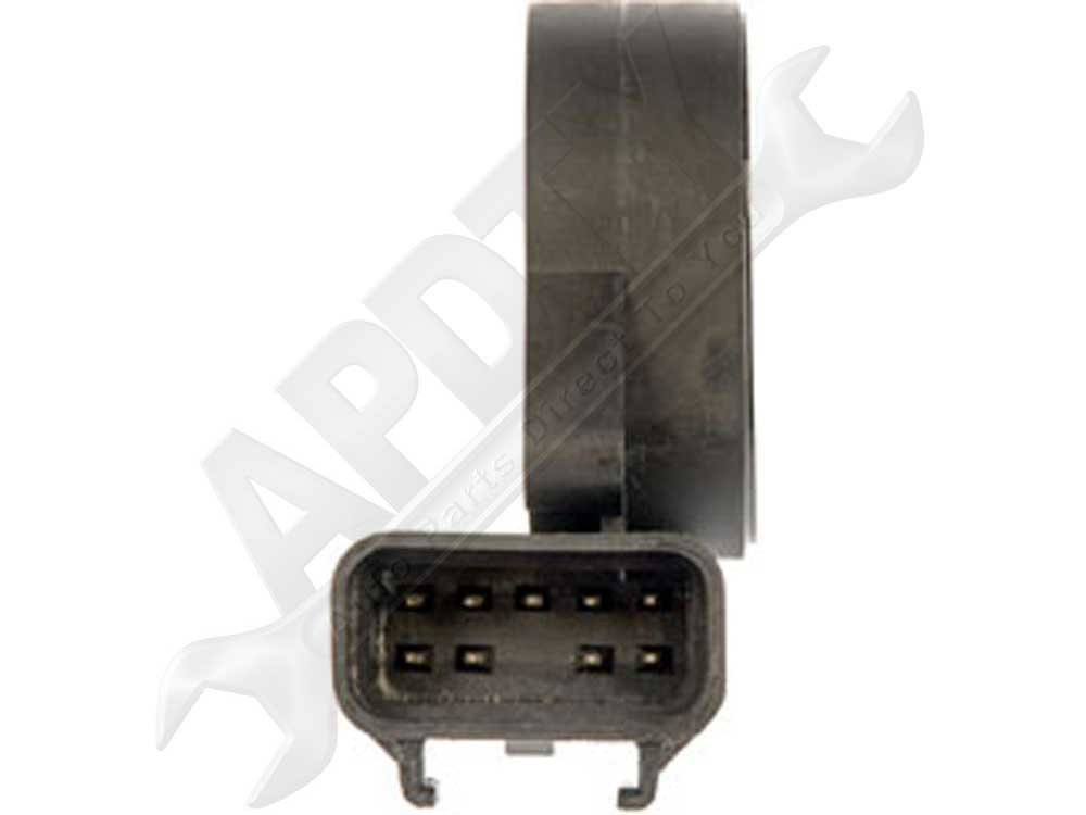 GMC Chevy APDTY 700212 Accelerator Pedal Position Sensor Fits Select 03-05 Cadillac Replaces 15120405, 15264643 2004 Hummer Models; Match Vehicle to Compatability Chart To Ensure Exact Fitment