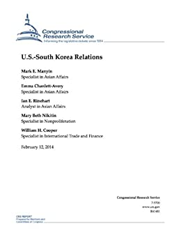 u s and south korea relations As president obama begins his second term and park geun-hye begins her tenure as president of south korea, north korea is the main challenge facing the us-south korea alliance evans revere describes the evolving threat from north korea, suggests a new paradigm for negotiating with pyongyang over its nuclear.