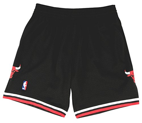Mitchell & Ness Chicago Bulls NBA Swingman Mens Mesh Shorts - 1997 Alternate