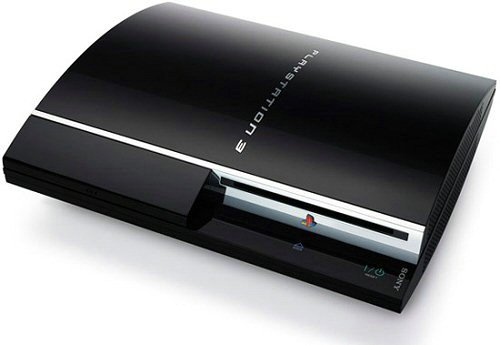 Sony PlayStation 3, 60 GB