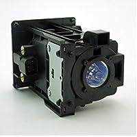 Amazing Lamps LT-60LP / LT-60LPK / 50023919 Replacement Lamp in Housing for NEC Projectors