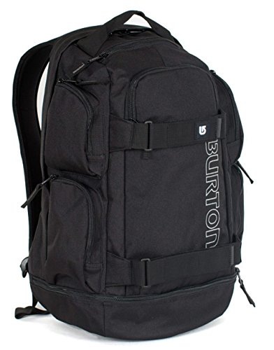 Burton Mochila Mochila Escolar, Distortion Pack, True Black: Amazon.es: Deportes y aire libre