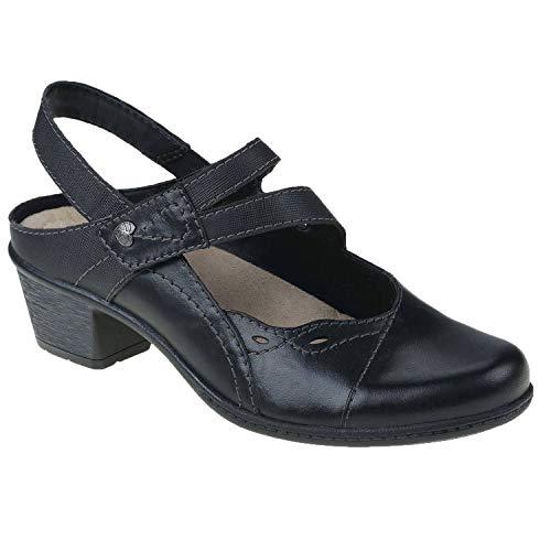 Earth Origins Marietta Melanie Women's Black 6.5 Medium US (Earth Shoes Mary Jane)