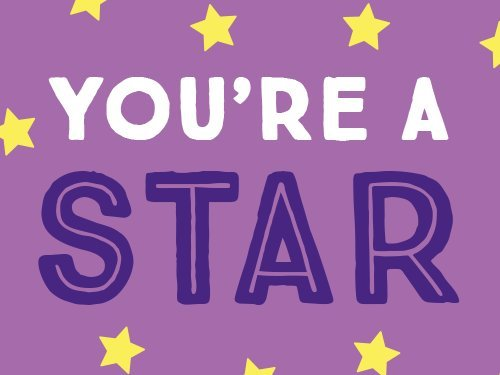 You're a Star egift card link image