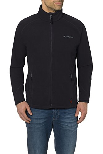 VAUDE Herren Jacke Smaland Jacket, black, L, 05012
