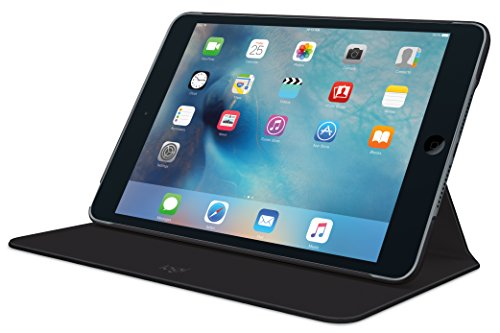 Logitech Logi Focus Flexible Any-Angle Case for iPad Mini 4,Black (Ipad 4 Case Logitech)
