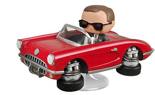 Funko POP Rides: Agents of S.H.I.E.L.D - Lola Action Figure