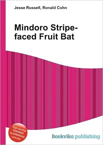 d8945dd2195 Mindoro Stripe-faced Fruit Bat  Amazon.co.uk  Ronald Cohn Jesse ...