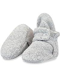 Cozie Fleece Baby Booties, Unisex, For Newborns and Infants