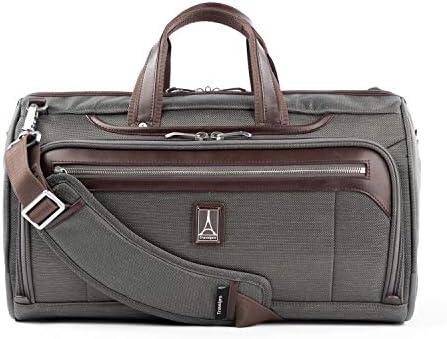 Travelpro Plaitnum Elite-Regional Underseat Duffel Bag, Vintage Grey, One Size